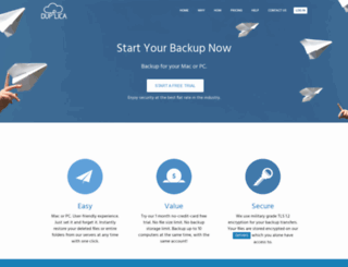cilappa.dupplica.com screenshot