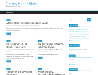 cilekes.com screenshot