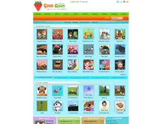 cilekoyun.com screenshot