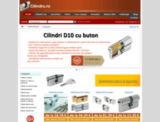 cilindru.ro screenshot