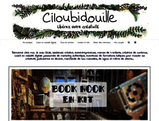 ciloubidouille.com screenshot