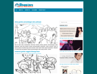 cimahi.info screenshot