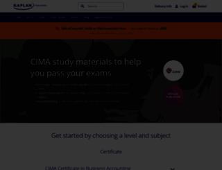 cimapublishing.com screenshot