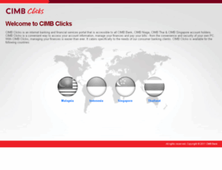 cimb-clicks.com screenshot