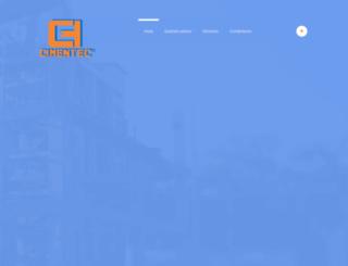 cimentec.com.co screenshot