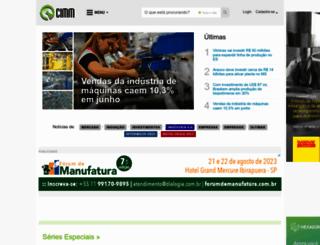 cimm.com.br screenshot