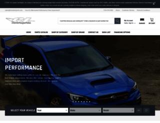cimotorsports.net screenshot