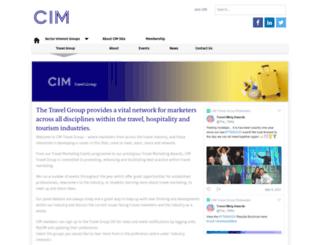 cimtig.org screenshot