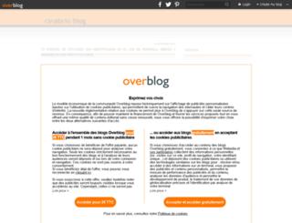cinabrio.over-blog.es screenshot