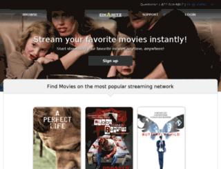 cinahitz.com screenshot