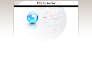 cinavia.com screenshot