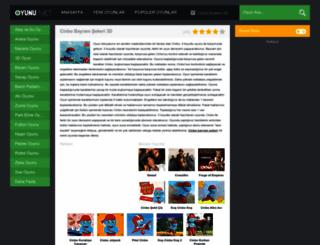 cinbobayramsekeri3d.oyunu.net screenshot