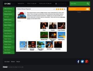 cinboelmaspesinde.oyunu.net screenshot
