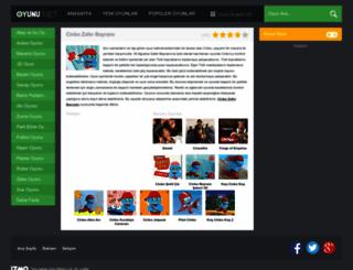 cinbozaferbayrami.oyunu.net screenshot