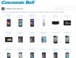 cincinnati-bell-expr-sc.wds.co screenshot