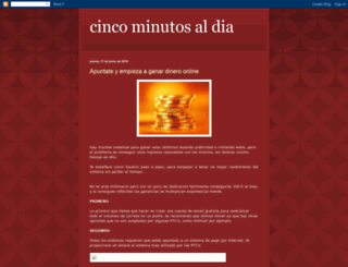 cinco-minutos-al-dia.blogspot.com screenshot