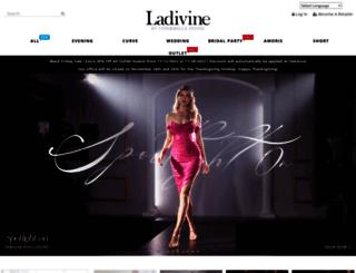 cinderelladivine.net screenshot