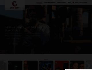 cine-city.de screenshot