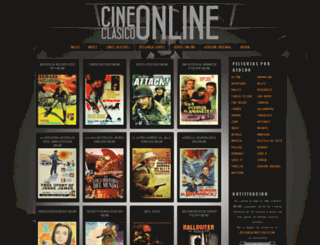 cineclasiconline.blogspot.co.uk screenshot