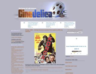 cinedelica.com screenshot