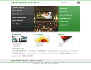 cinefilosdelmundo.info screenshot