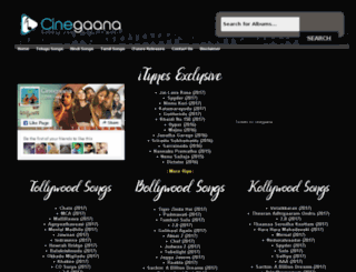 cinegaana.org screenshot