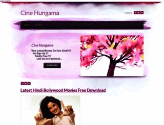 cinehungama.weebly.com screenshot