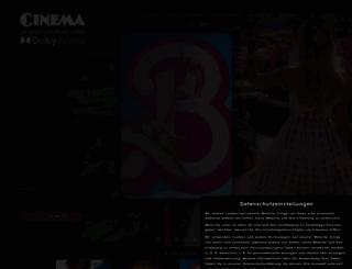 cinema-muenchen.com screenshot