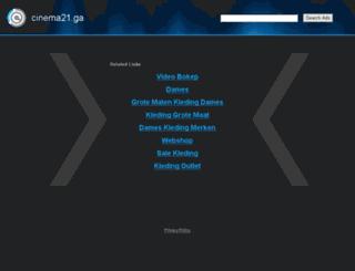 cinema21.ga screenshot