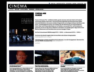 cinemabuch.ch screenshot