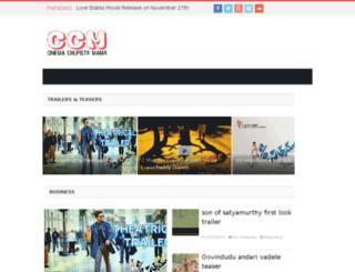 cinemachupistamama.com screenshot