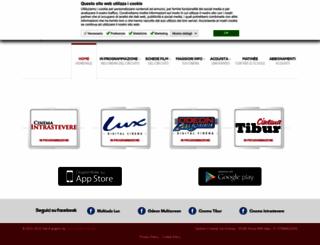 cinemadiroma.com screenshot