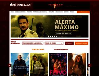 cinemagic.com.br screenshot