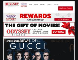 cinemagictheatres.com screenshot