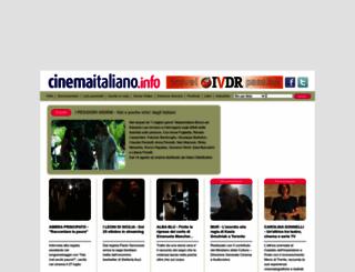cinemaitaliano.info screenshot