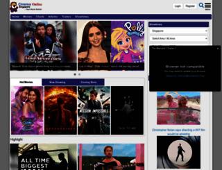 cinemaonline.sg screenshot