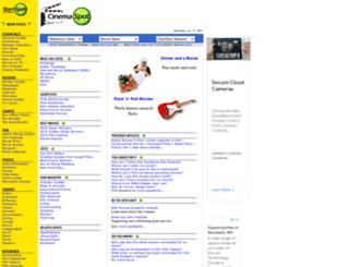 cinemaspot.com screenshot