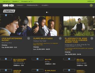 cinemax-la.tv screenshot