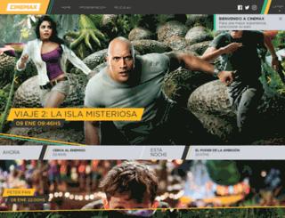 cinemax.tv screenshot