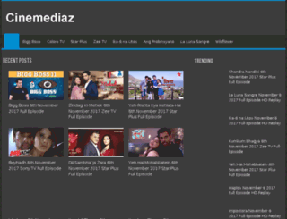 cinemediaz.com screenshot