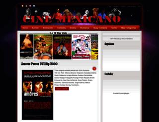 cinemejicano.blogspot.com screenshot