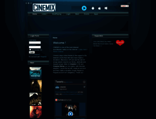 cinemix.us screenshot
