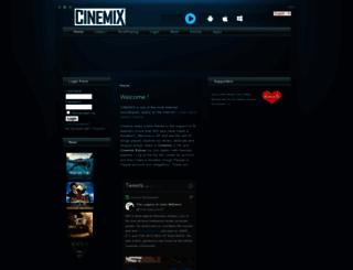 cinemix.us screenshot