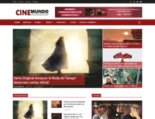 cinemundo.net.br screenshot