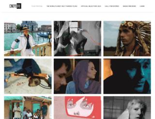 cinepobre.com screenshot