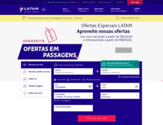 cinetam.com.br screenshot