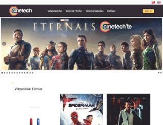 cinetech.com.tr screenshot