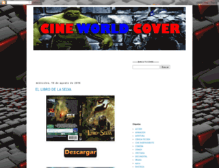 cineworldcover.blogspot.com.co screenshot