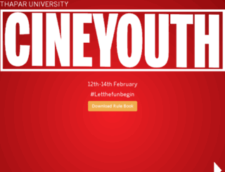 cineyouth.in screenshot