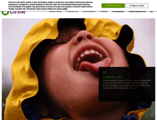 cinfa.com screenshot
